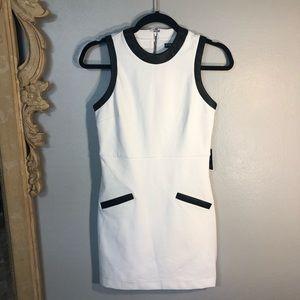 Cutting Edge EXPRESS Dress. Sleeveless, Exposed